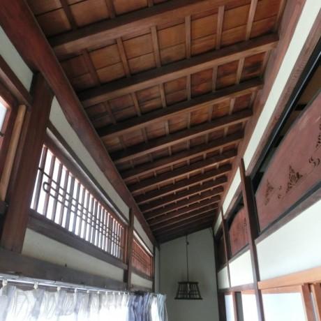 福岡町屋造りの貴重な古民家