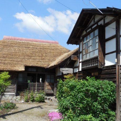 上杉鷹山公に仕えた米沢藩士の古民家