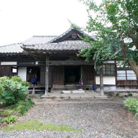 【移築物件】築100年の建物を受け継ぐ