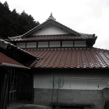 豊前市 求菩提の古民家