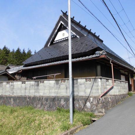 京丹波町(京都の片田舎)の古民家