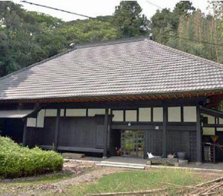 千葉・大東崎の古民家