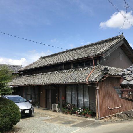 築約130年。状態良好な古民家