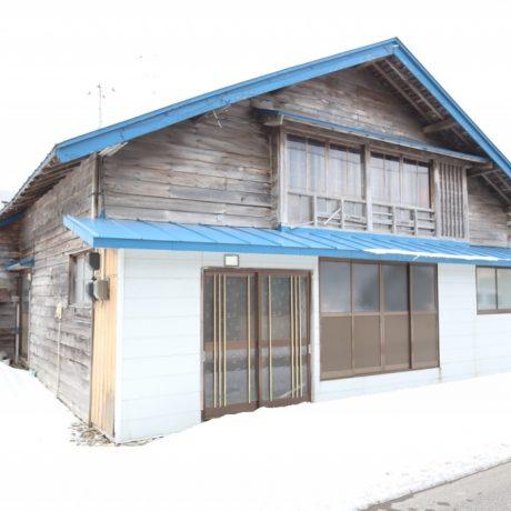 津軽半島みんまやの古民家