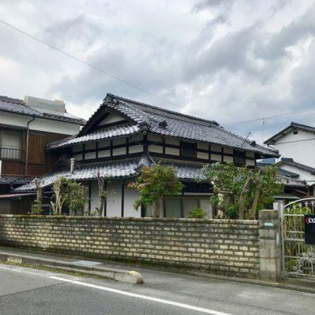 えひめへ移住定住、店舗併用として改装可能な古民家