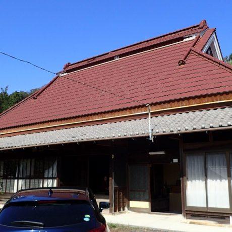 伊賀の古民家(賃貸可)
