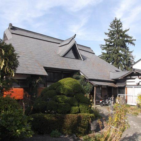 上杉藩士の家臣の人々が暮らした歴史ある古民家
