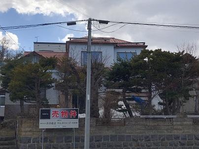小樽市 昭和11年の古民家