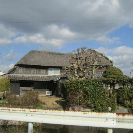 移築希望 築150年を越える旧農家住宅