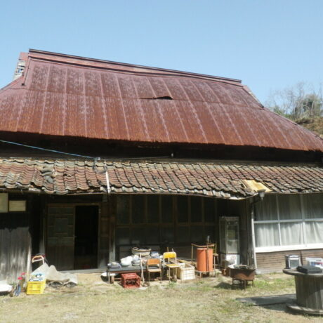 旧名家の古民家