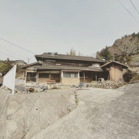 ハッピーになれる場所に建つ古民家
