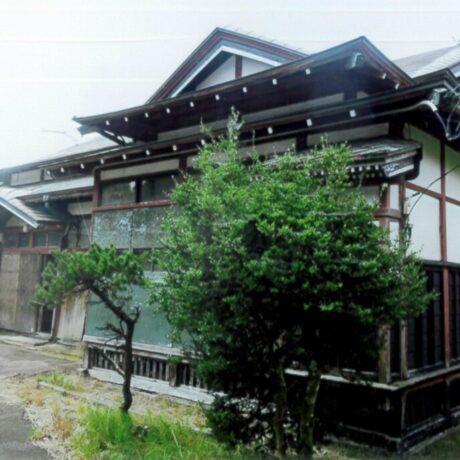 【移築物件】秋田杉をつかった職人の家